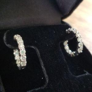 Jewelry - Real Diamond earrings